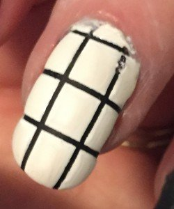 Pinhead Nail Art - Second Try
